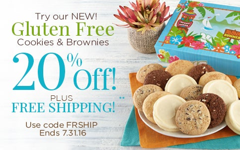 Double Savings on Gluten Free
