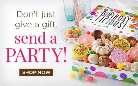 Cheryls cookie delivery desserts cookie gifts birthday gifts negle Image collections