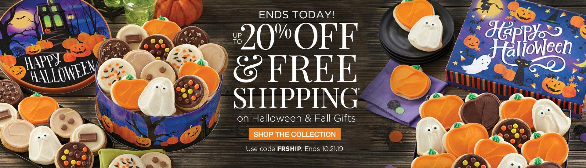 Halloween Double Savings