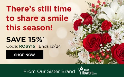 There's still time to share a smile this season