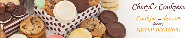 Cookies or Desserts for any occasion