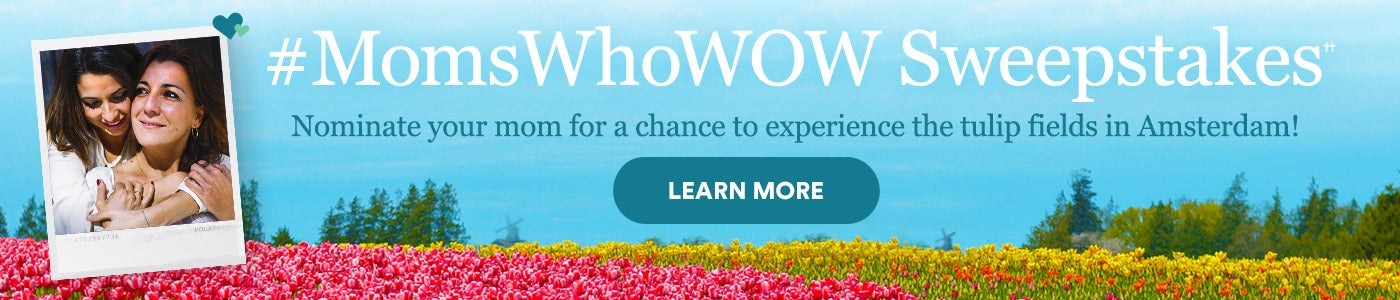 Moms Who Wow Sweepstakes