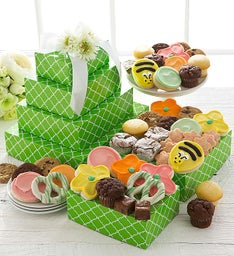 Spring Bakery Gift Tower