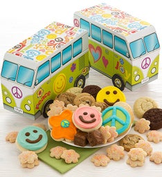 Happy Face Peace Van