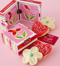 Valentine Cookie Card 2 Pack