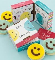Smile Cookie Card 2 Pack